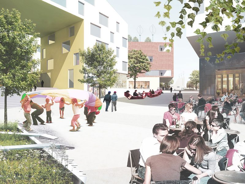 Kuva: B&M Architects, WSP Finland & Sweden, Päivi Raivio, Setlementtiasunnot Oy, Forum Virium Helsinki