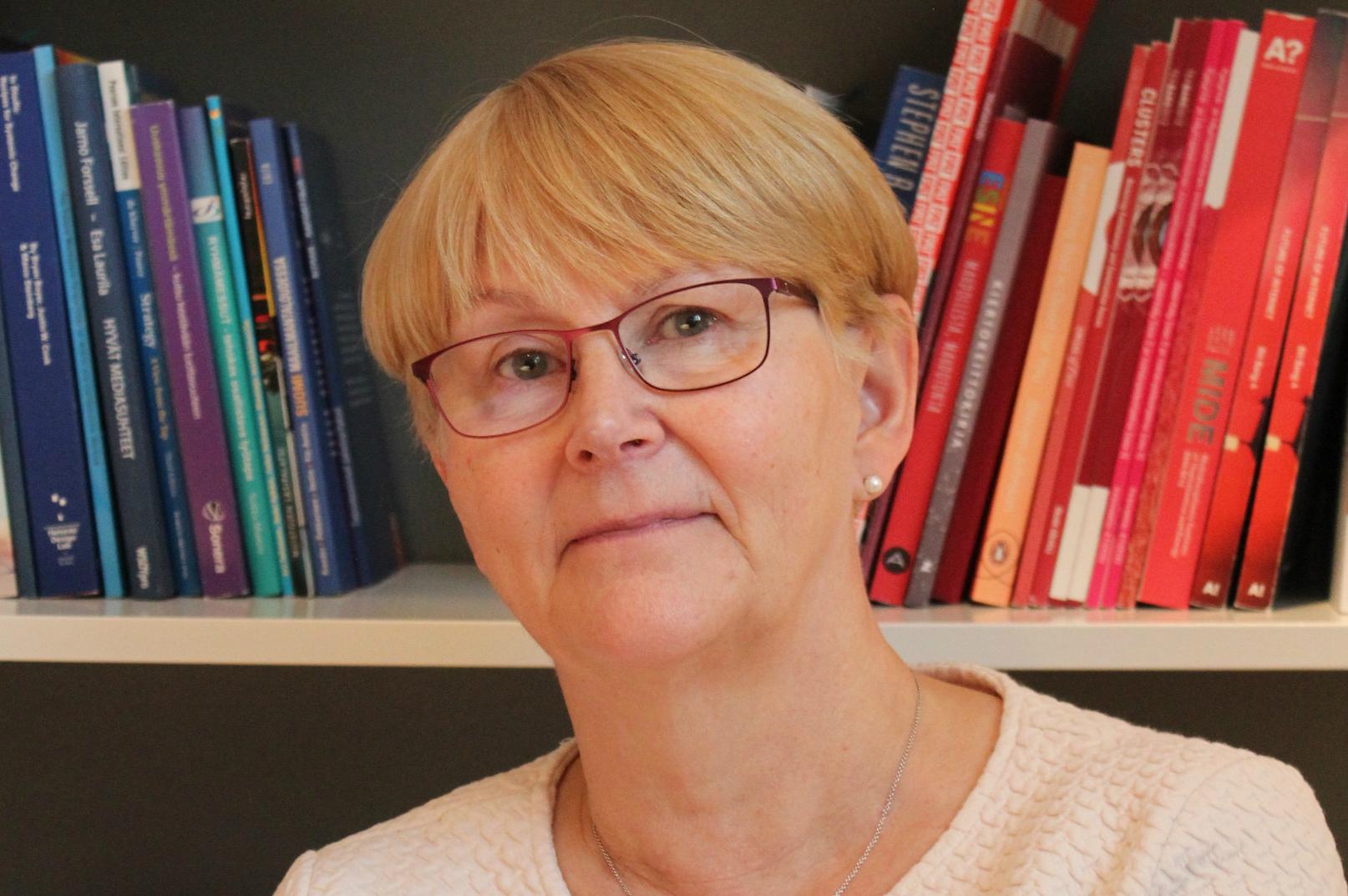 Liisa Peltokorpi 6Aika-strategiatoimiston hankekoordinaattoriksi