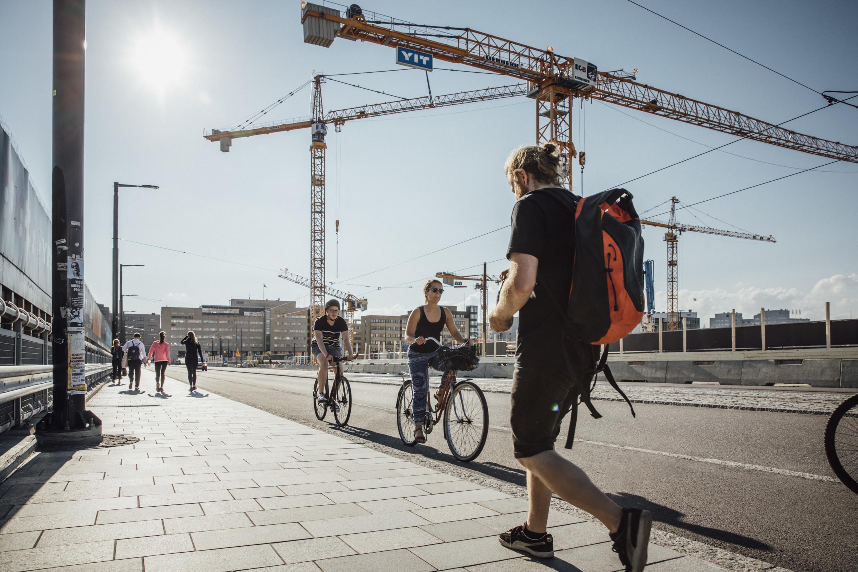 SMASH – Sustainable Mobility Analysis as Service Hub