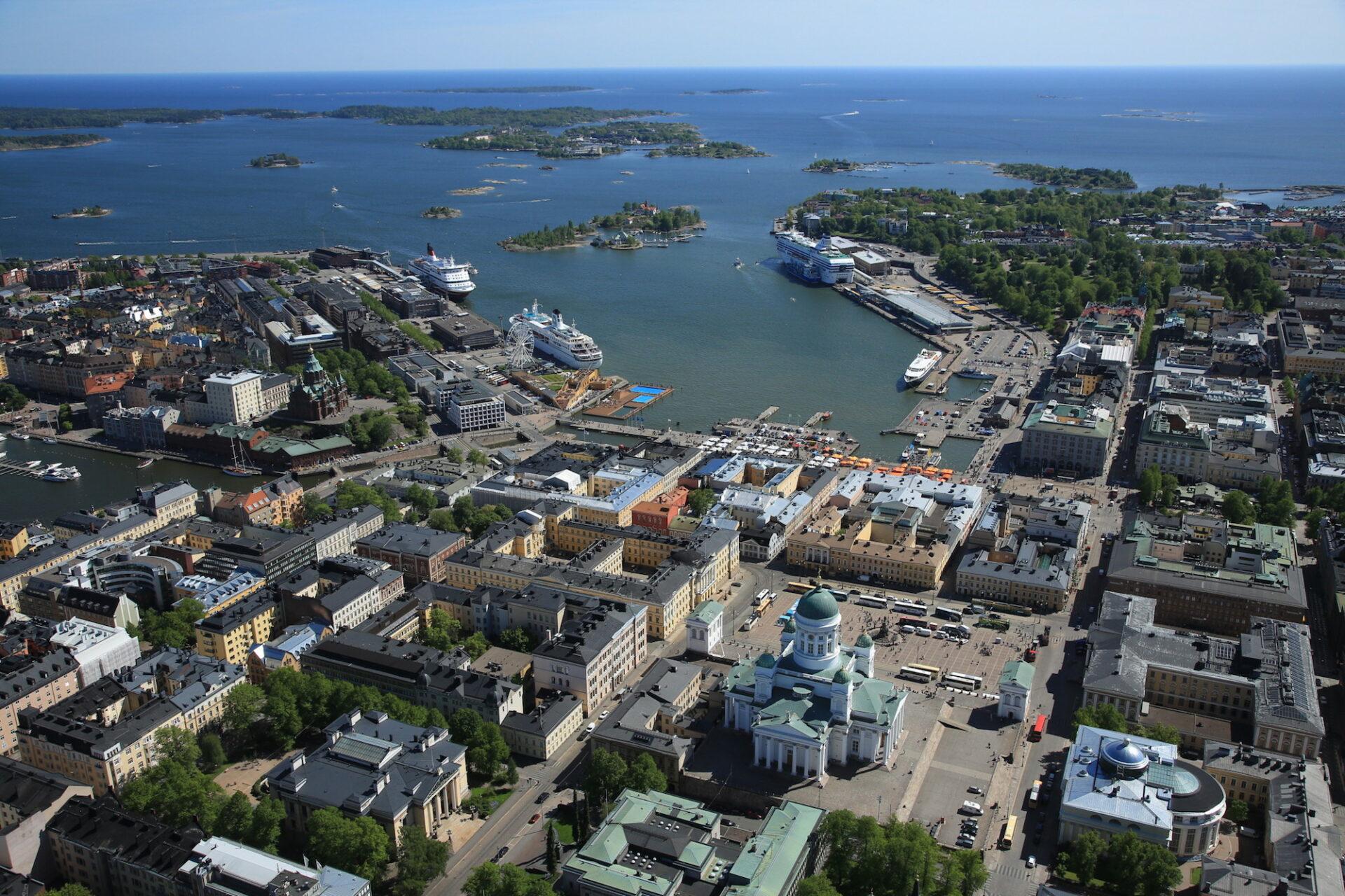 5 helppoa tapaa ottaa ensiaskeleita IoT:n parissa Helsingissä