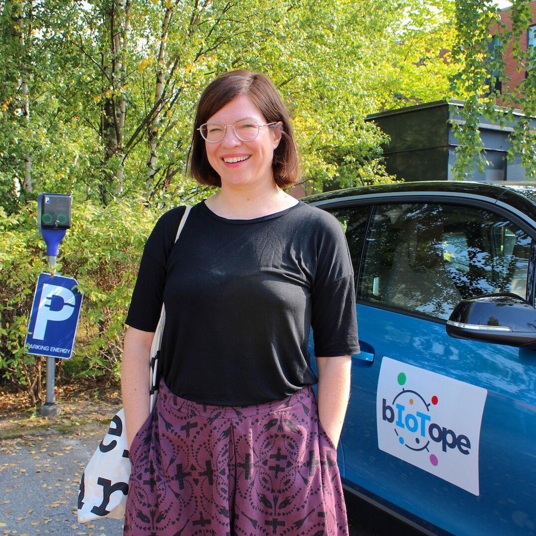 Anni Sinnemäki Forum Virium Helsinki