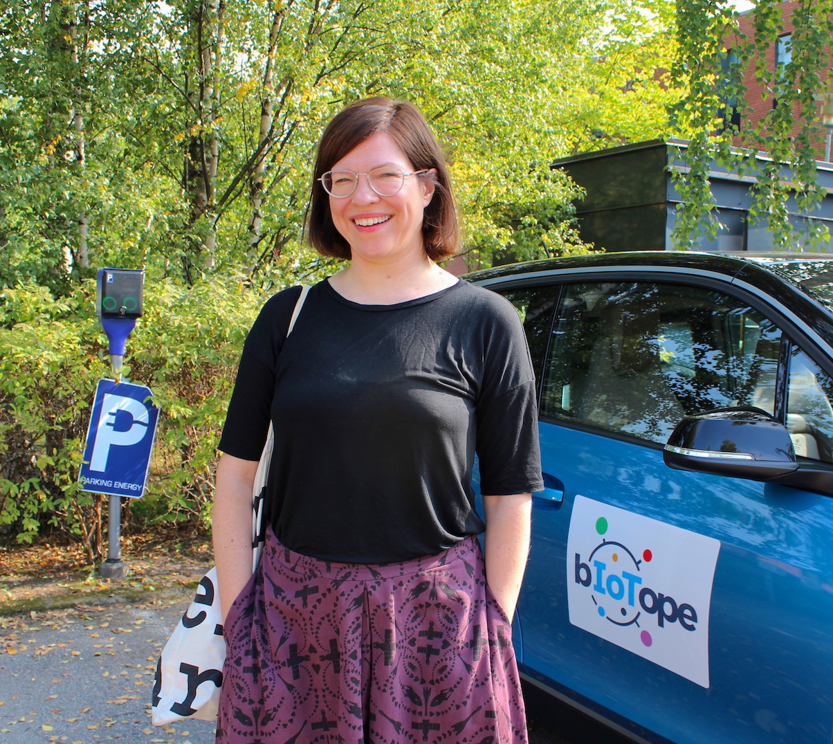 Finland creates smart charging for electric cars – BMW tests solution