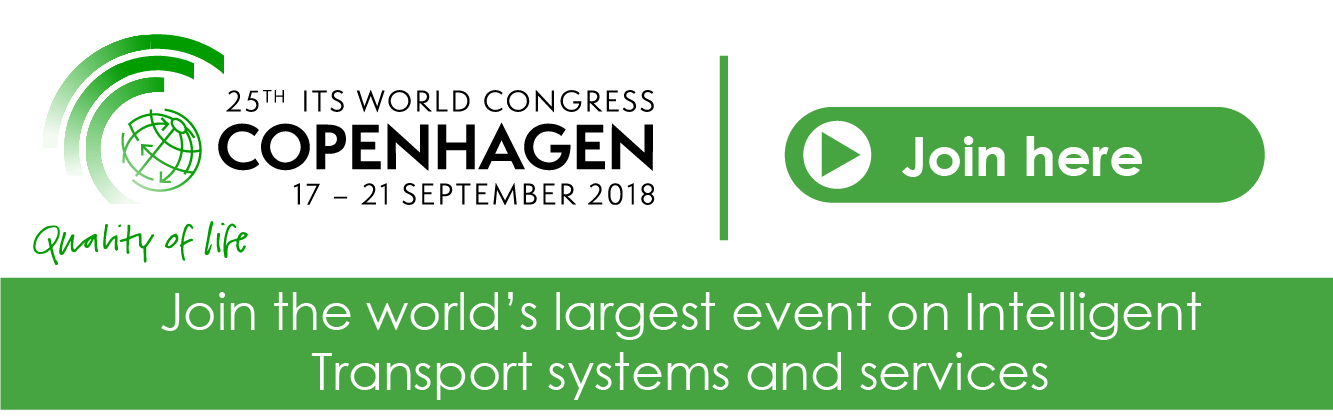 ITS World Congress Copenhagen 2018