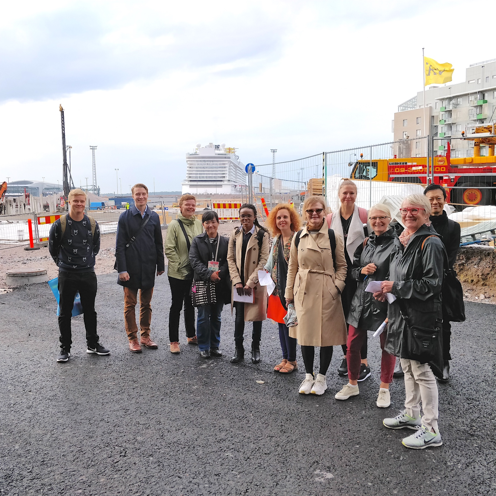 Guided Smart City tours to Kalasatama and Jätkäsaari