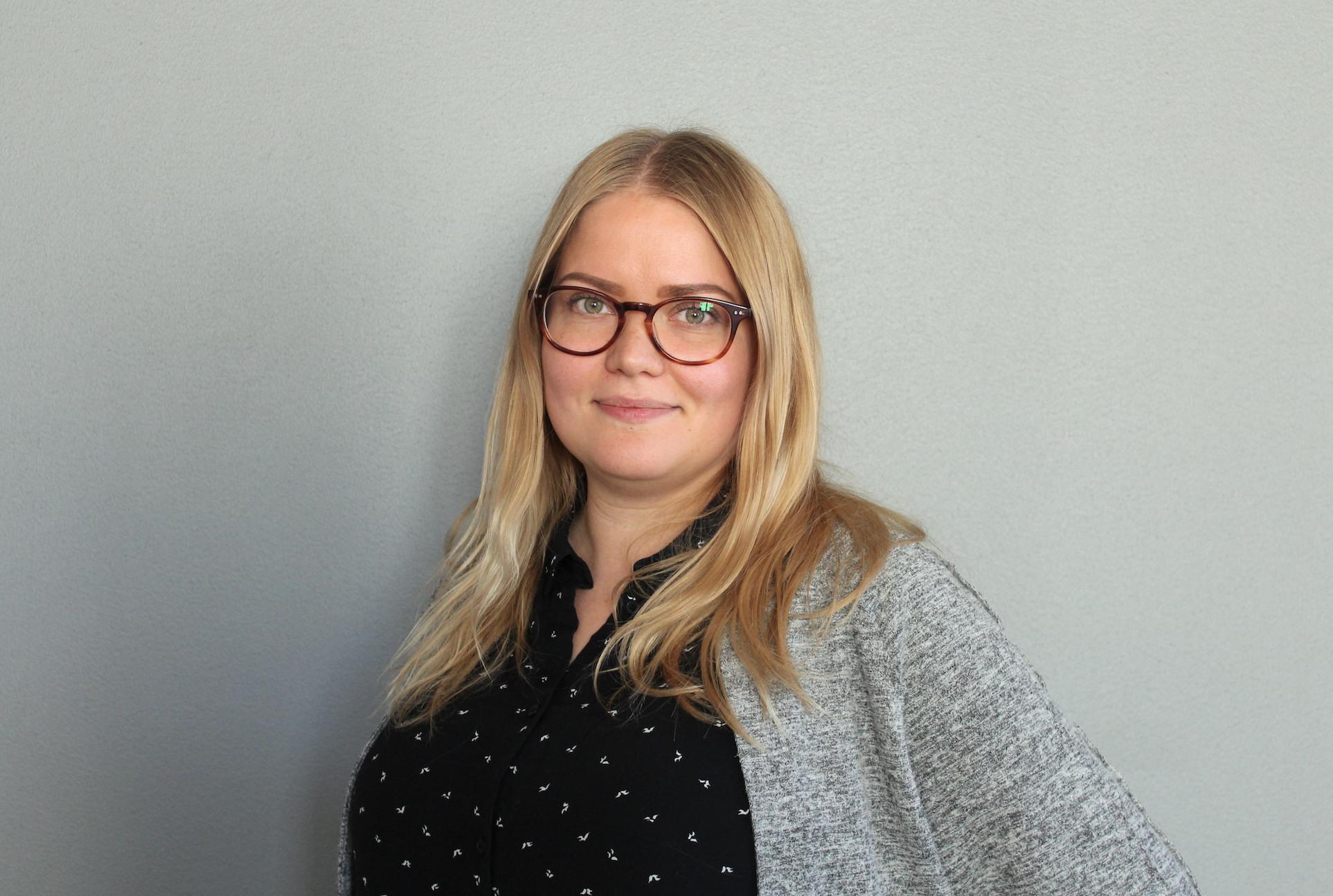 Muotoilija Mette Hiltunen vahvistaa Fiksun Kalasataman Urban lab -kehittäjätiimiä