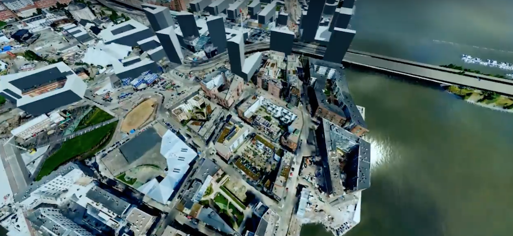 Digitaalinen kaksonen tuo älykkään kaupungin kartalle