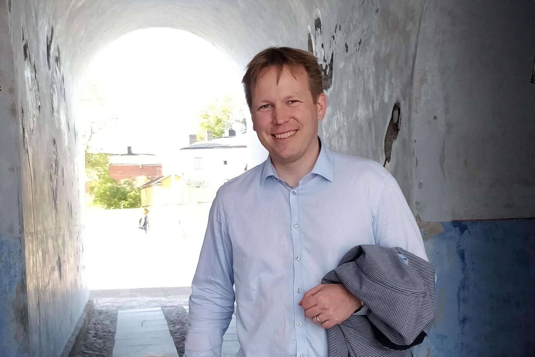 Fiksun Kalasataman uusi ohjelmajohtaja työskentelee lähellä asukkaita ja lupaa sujuvaa arkea
