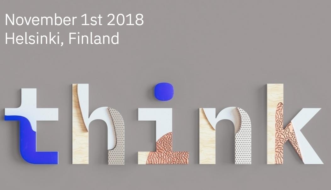 Think Helsinki 1.11.2018