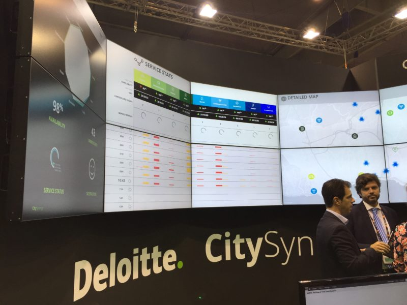 Barcelona Smart City Expo Deloitte