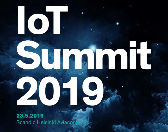 IoT Summit 23.5.