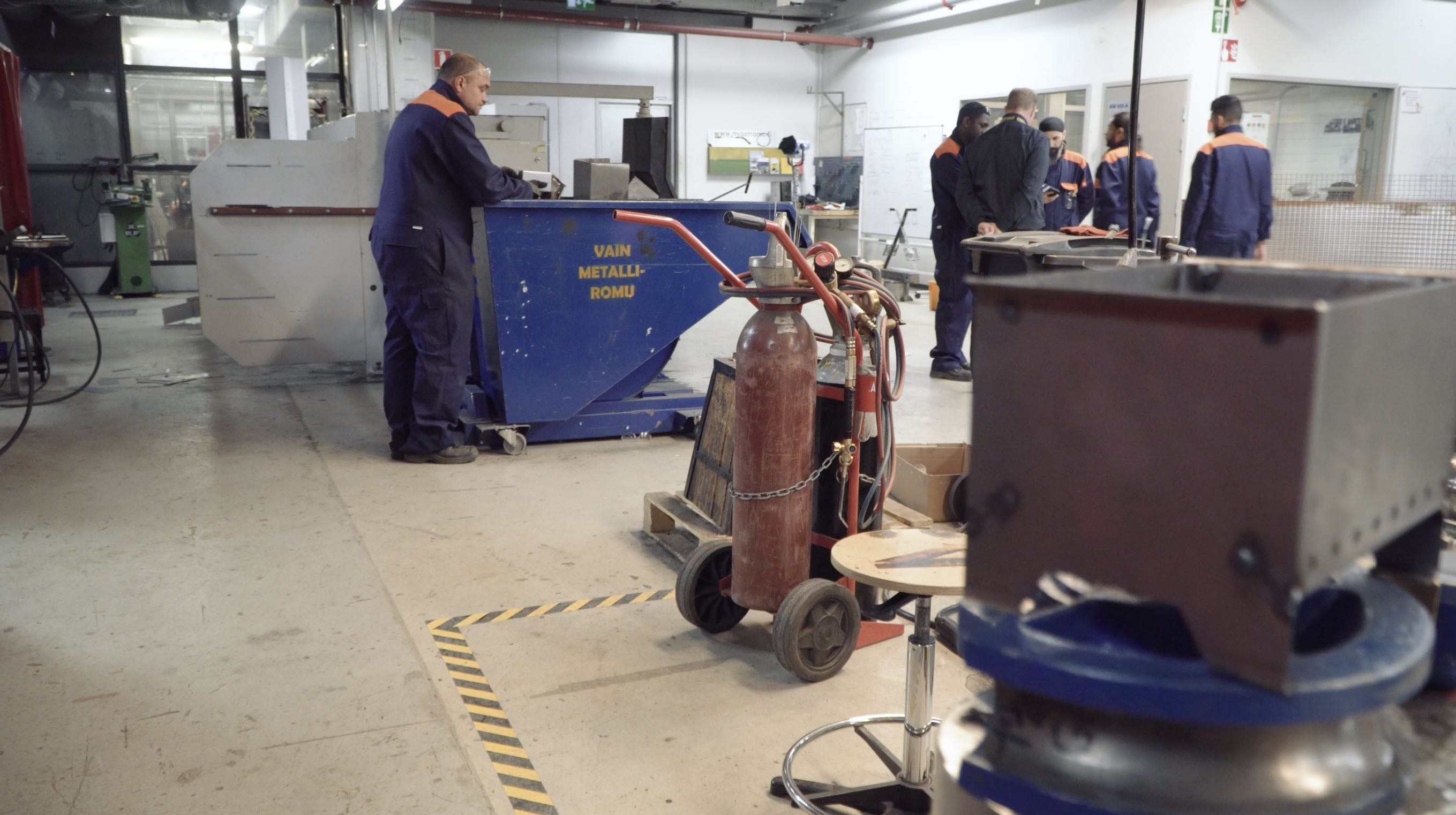 TAW – New teaching technology for welding
