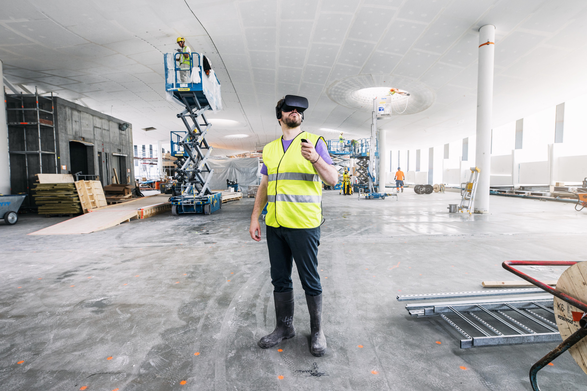 Tarjoa AR/VR-ratkaisua ja tule kokeilemaan sitä 5G-ympäristöön Helsinkiin