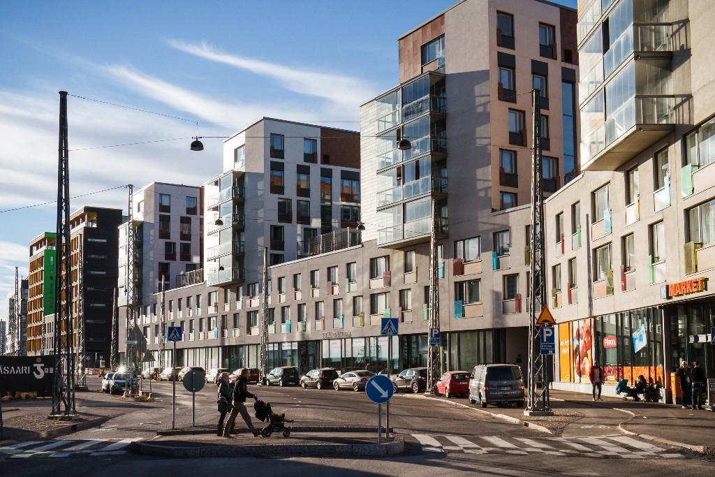 Jätkäsaari Smart Mobility -hankkeen avaustapahtuma 28.3.