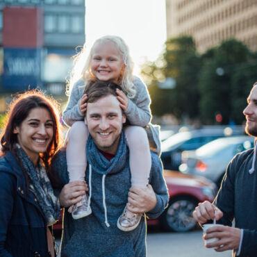 Helsinki people Photo by Julia Kivelä