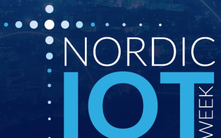 Nordic IoT Week 9.–10.4.