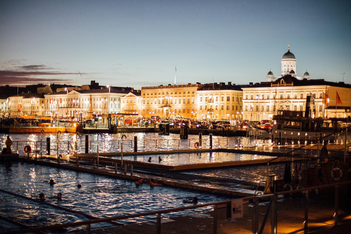 Nordic Urban Labs: Wayfinding and beyond