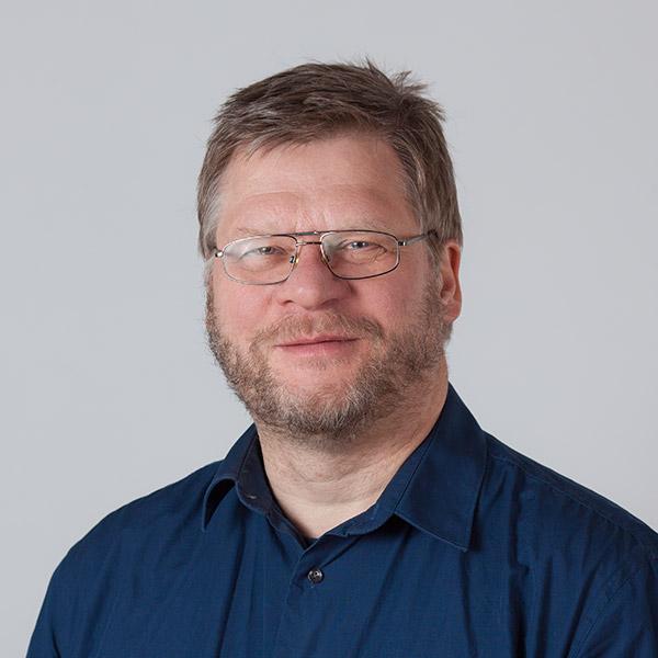 Tekninen asiantuntija Kimmo Raivio haluaa luoda opastavia palveluja helpottamaan kaupunkilaisten arkea