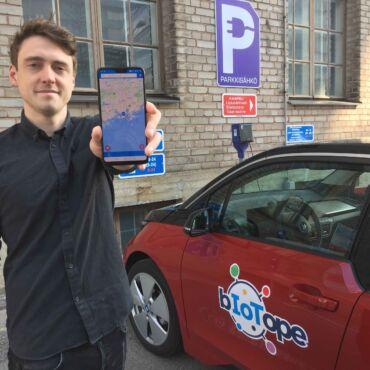 parking airbnb biotope