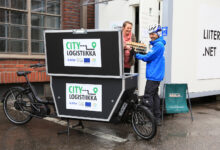 Will these emission-free vehicles challenge van deliveries of foodstuffs?