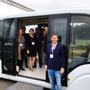 autonomous vehicle ITS congress