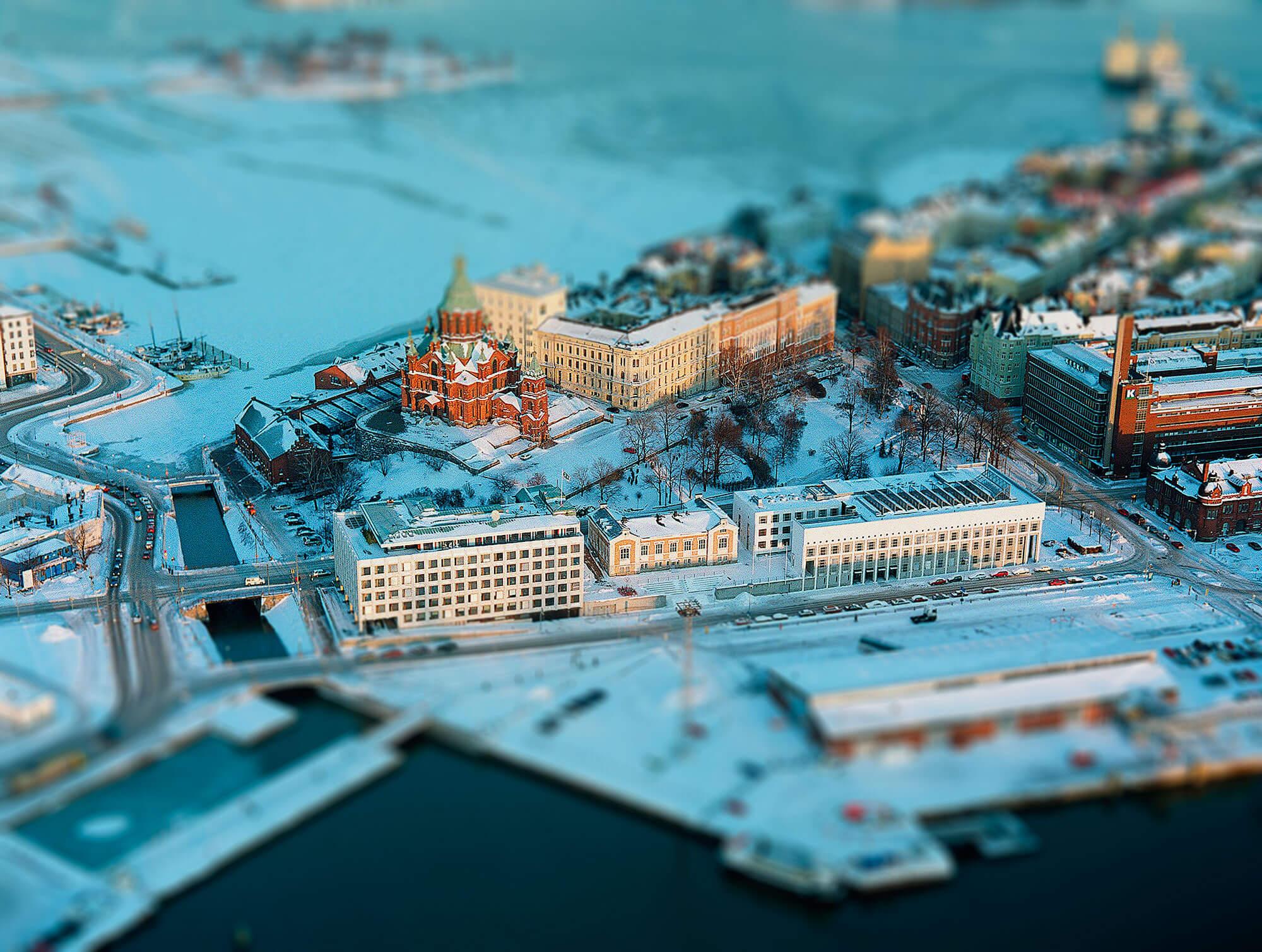 Helsingin Kaupungin Hoivakodit