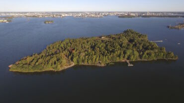 Vasikkasaari Urban Eco islands
