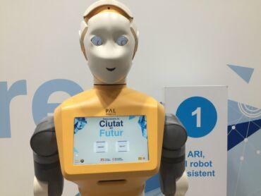 Robotti Barcelona Smart City expo 2019