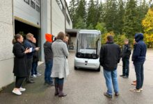 Fleetonomy, VTT and Nodeon are developing on-demand robot bus service in Helsinki