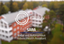 SARA – Social and Autonomous Robotic Health Assistant