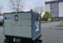 Last Mile Autonomous Delivery LMAD pilotoi autonomista robottilähettiä
