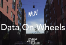 MUV – Data on Wheels