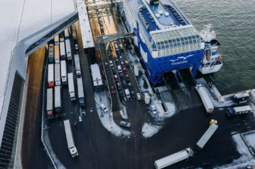 Jätkäsaari liikenne