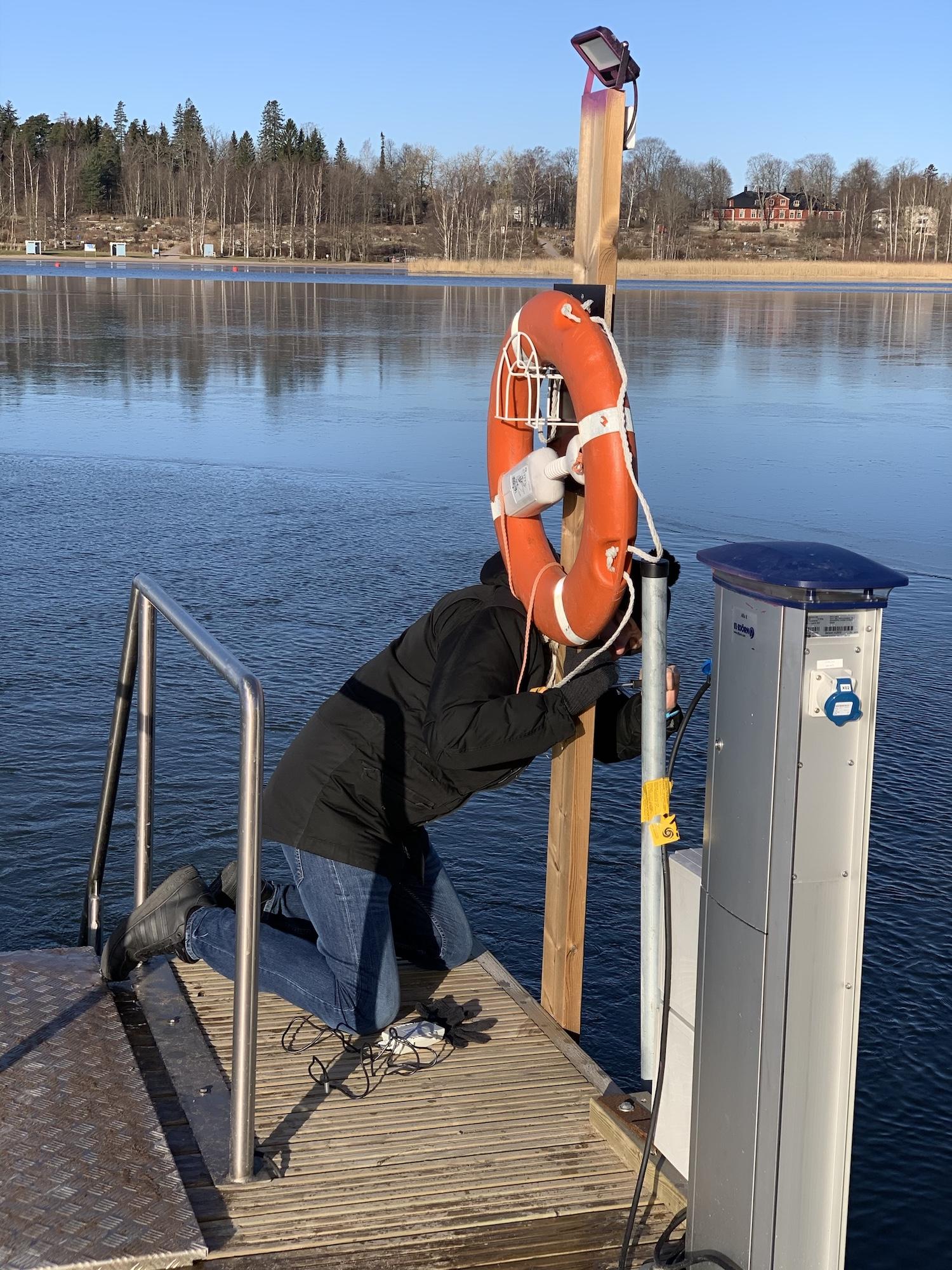 Meriveden Lämpötila Helsinki Hietaniemi