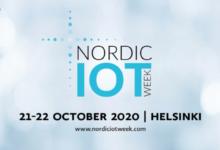 Nordic IoT Week 21–22 October 2020, Helsinki