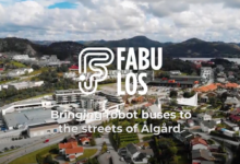 FABULOS - Bringing the robot buses to the streets of Ålgård