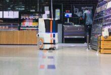 Kalasataman tornitalossa käynnissä robottikokeilu - ateriat kaupasta kotiin robotin kuljettamana