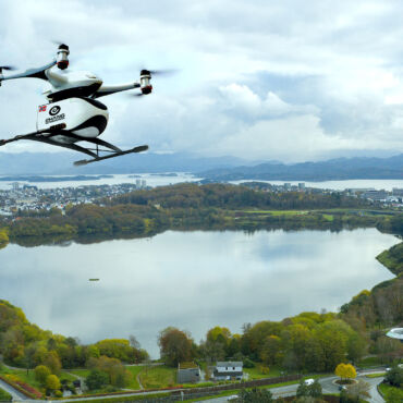 AiRMOUR_EHang Falcon_in_flight_web