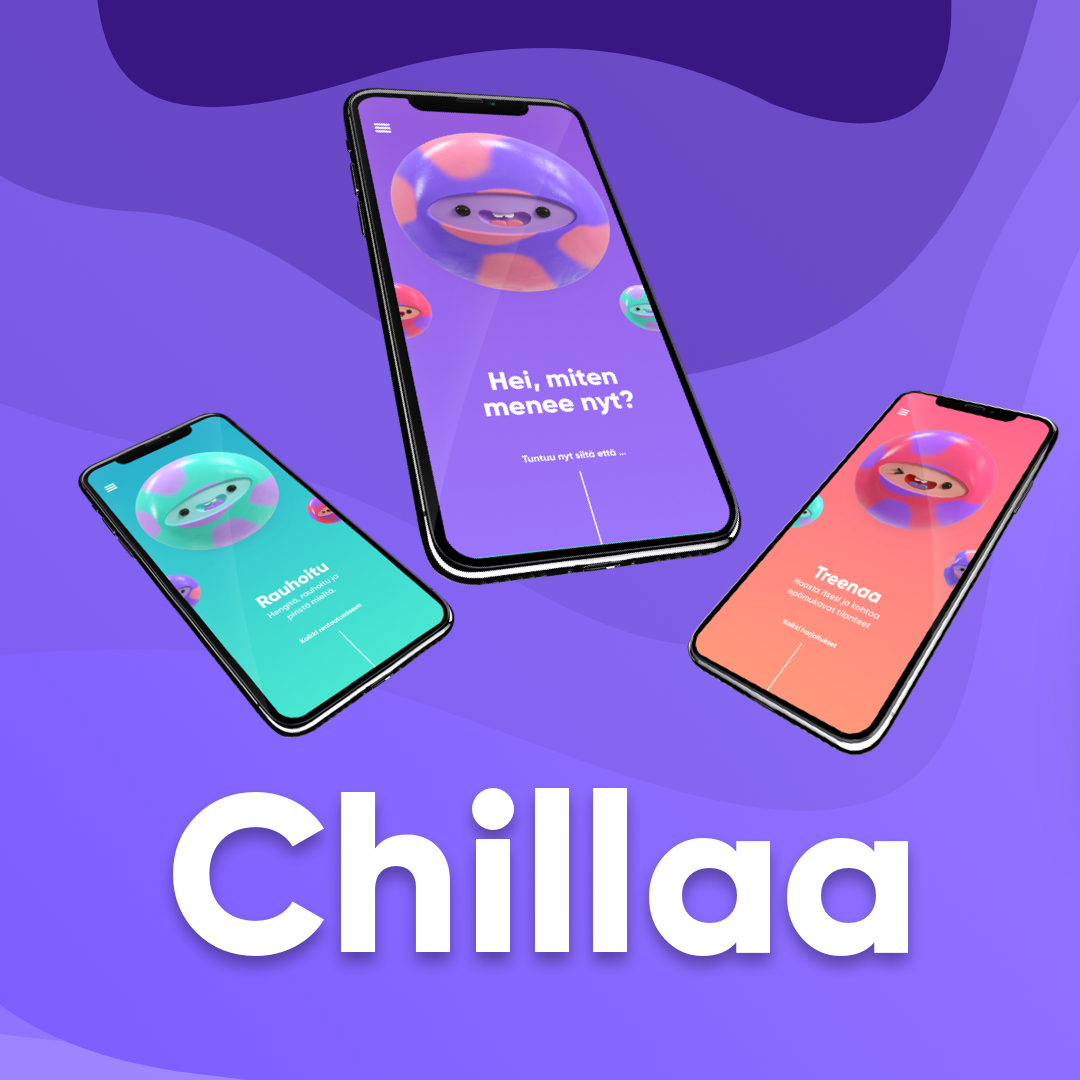 Chillaa-sovellus