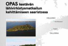 Urban Eco Islands - Opas kestävän lähivirkistysmatkailun kehittämiseen saaristossa