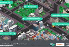 UIA HOPE -hankkeessa julkaistu virtuaalinen ilmanlaatuopas