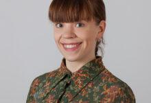 Viestinnän asiantuntija Susanna Puomio aloitti työt Forum Viriumin viestintätiimissä