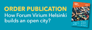 Order our newest publication: Building an Open City