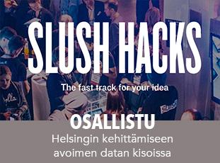 Osallistu Helsingin kehittämiseen avoimen datan kisassa